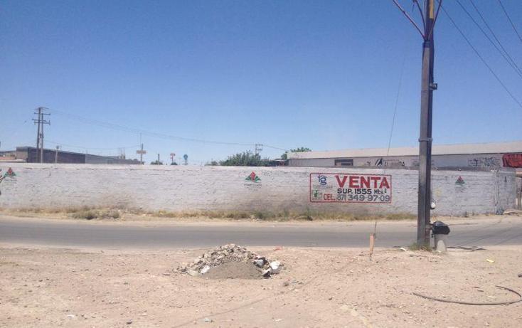 Foto de terreno comercial en venta en  , miguel de la madrid hurtado, gómez palacio, durango, 705518 No. 05