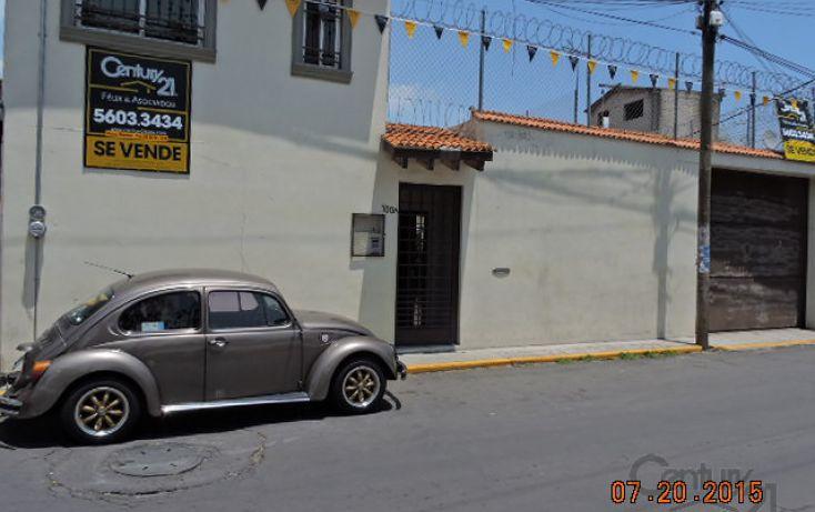 Foto de casa en venta en miguel hidalgo 100, san lorenzo atemoaya, xochimilco, df, 1705282 no 01