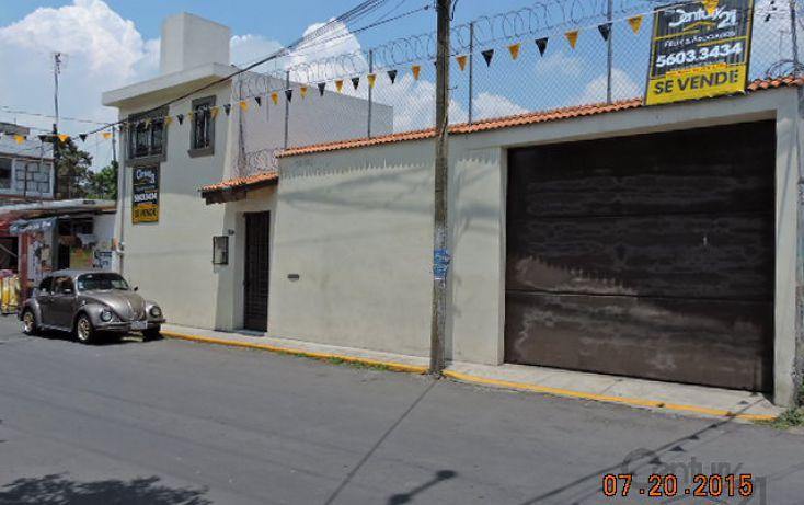 Foto de casa en venta en miguel hidalgo 100, san lorenzo atemoaya, xochimilco, df, 1705282 no 02