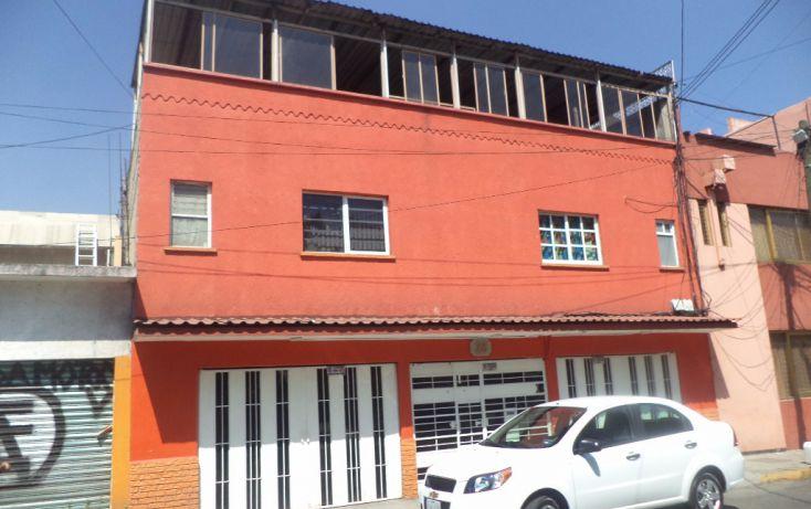 Foto de departamento en venta en miguel hidalgo 26 depto 9, san josé puente de vigas, tlalnepantla de baz, estado de méxico, 1719022 no 01
