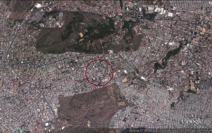Foto de terreno habitacional en venta en, miguel hidalgo 2a sección, tlalpan, df, 1750496 no 01