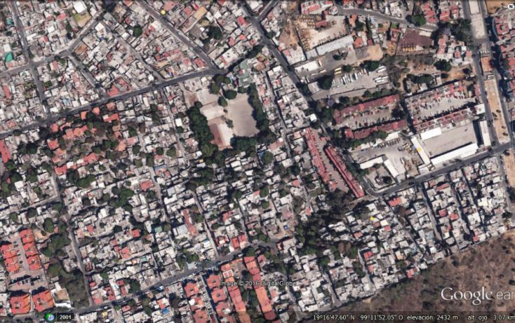 Foto de terreno habitacional en venta en, miguel hidalgo 2a sección, tlalpan, df, 1750496 no 03