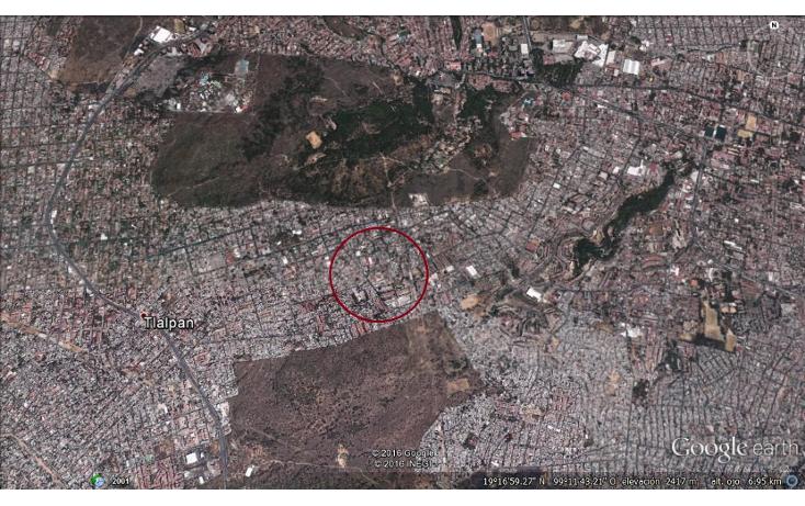 Foto de terreno habitacional en venta en  , miguel hidalgo 2a secci?n, tlalpan, distrito federal, 1750496 No. 01