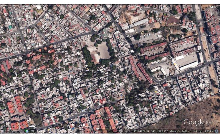 Foto de terreno habitacional en venta en  , miguel hidalgo 2a secci?n, tlalpan, distrito federal, 1750496 No. 03