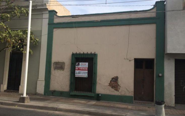 Foto de casa en venta en miguel hidalgo 354 pte, centro, culiacán, sinaloa, 1642806 no 01