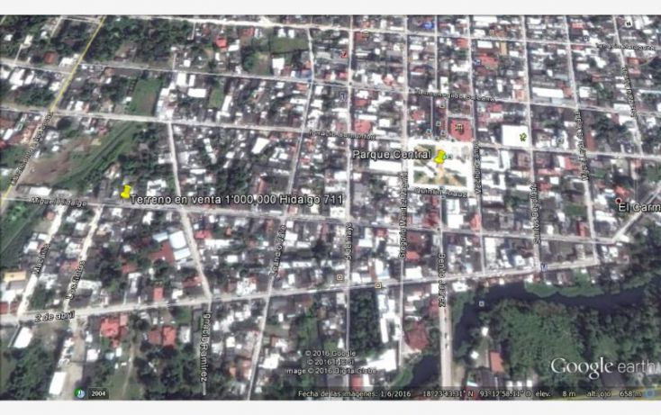 Foto de terreno comercial en venta en miguel hidalgo 711, costa real, paraíso, tabasco, 1924158 no 05
