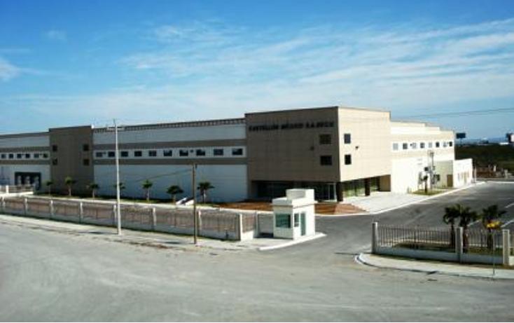 Foto de nave industrial en renta en  , miguel hidalgo, apodaca, nuevo león, 1048001 No. 01