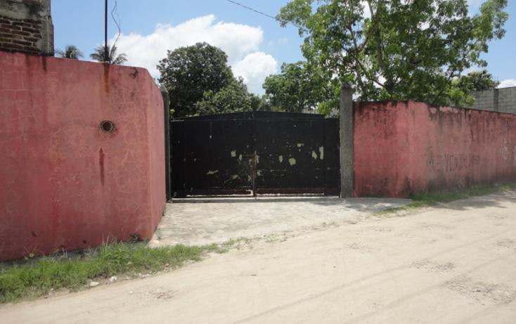 Foto de terreno habitacional en venta en  , miguel hidalgo, centro, tabasco, 1264241 No. 01