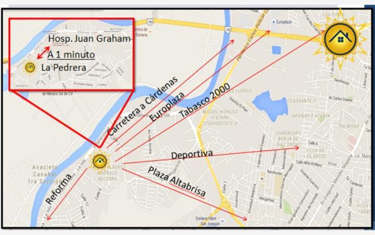 Foto de terreno comercial en venta en  , miguel hidalgo, centro, tabasco, 1410697 No. 03