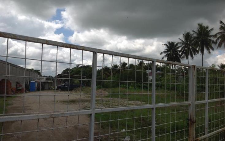 Foto de terreno comercial en venta en  , miguel hidalgo, centro, tabasco, 599827 No. 01