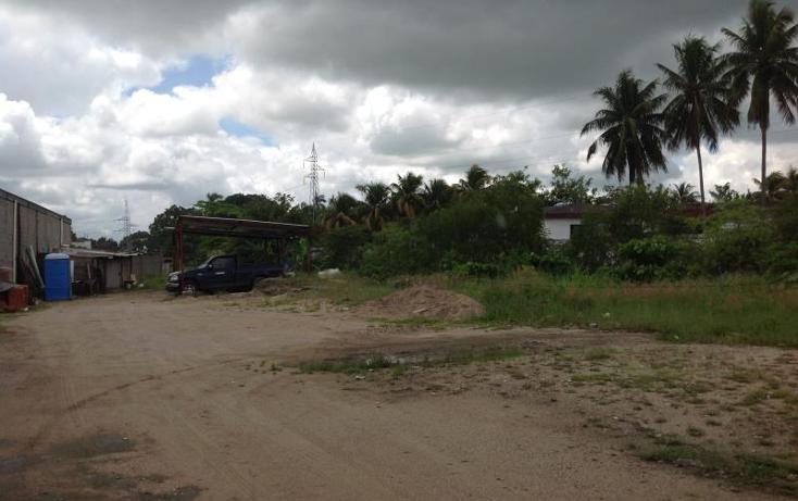 Foto de terreno comercial en venta en  , miguel hidalgo, centro, tabasco, 599827 No. 02