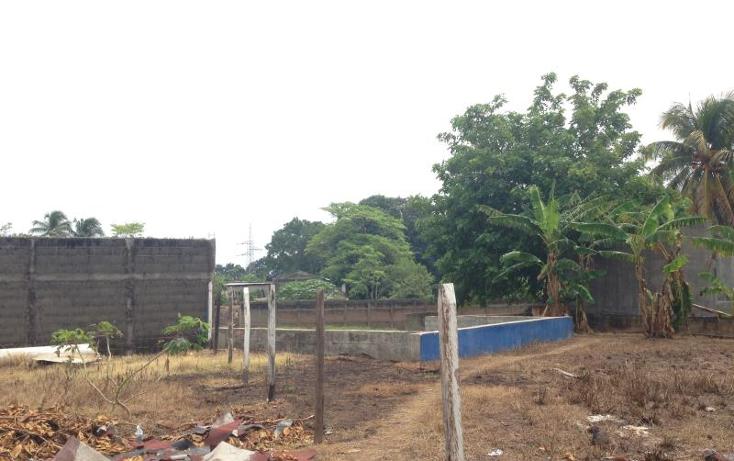 Foto de terreno comercial en venta en  , miguel hidalgo, centro, tabasco, 599827 No. 07