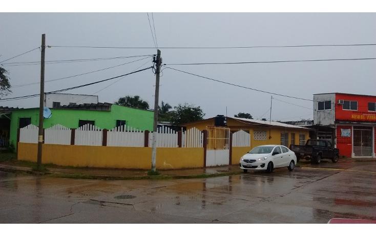 Foto de casa en venta en  , miguel hidalgo, coatzacoalcos, veracruz de ignacio de la llave, 1718258 No. 01
