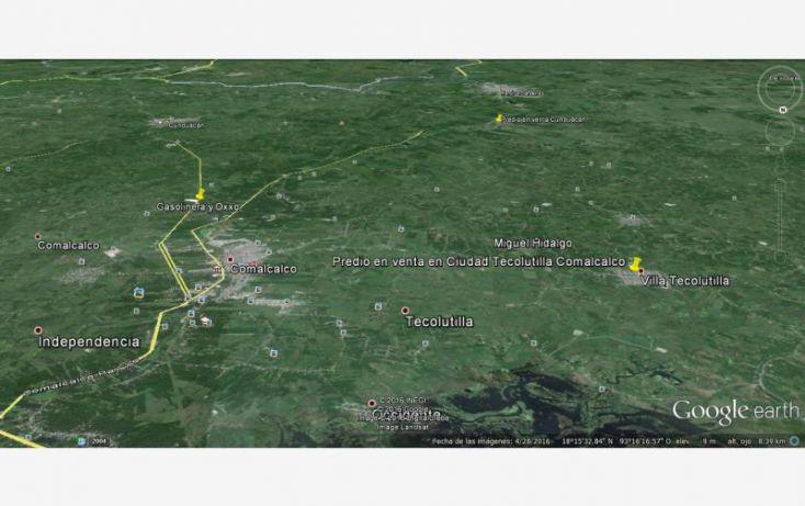 Foto de terreno comercial en venta en miguel hidalgo col centro zona 3, mza 04, lote 18, belisario dominguez, comalcalco, tabasco, 1992294 no 04