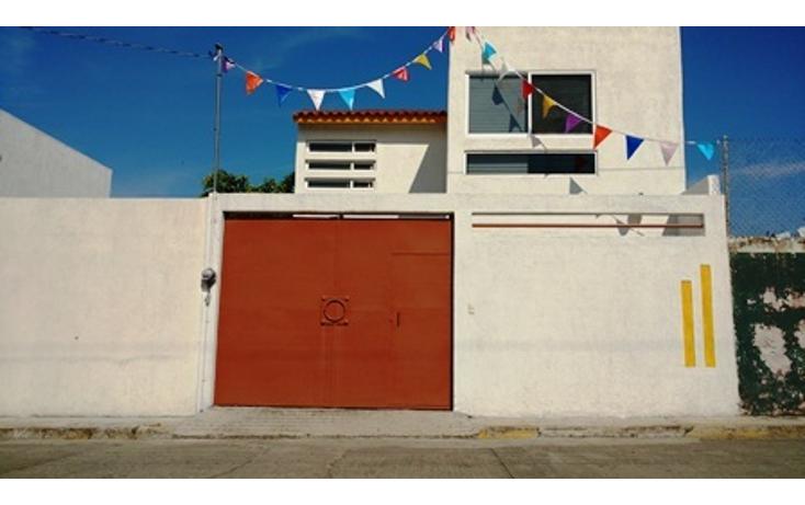 Foto de casa en venta en  , miguel hidalgo, cuautla, morelos, 1852972 No. 01