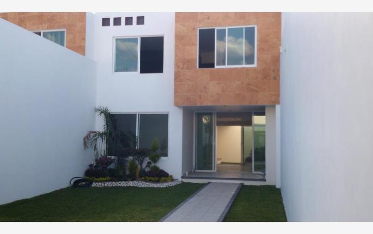 Foto de casa en venta en  , miguel hidalgo, cuautla, morelos, 805917 No. 01