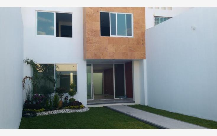 Foto de casa en venta en  , miguel hidalgo, cuautla, morelos, 805917 No. 02