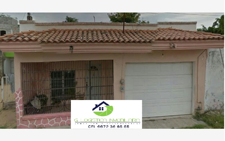 Foto de casa en venta en  , miguel hidalgo, culiac?n, sinaloa, 1896882 No. 01