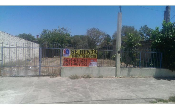 Foto de terreno comercial en renta en  , miguel hidalgo, culiacán, sinaloa, 1911910 No. 01