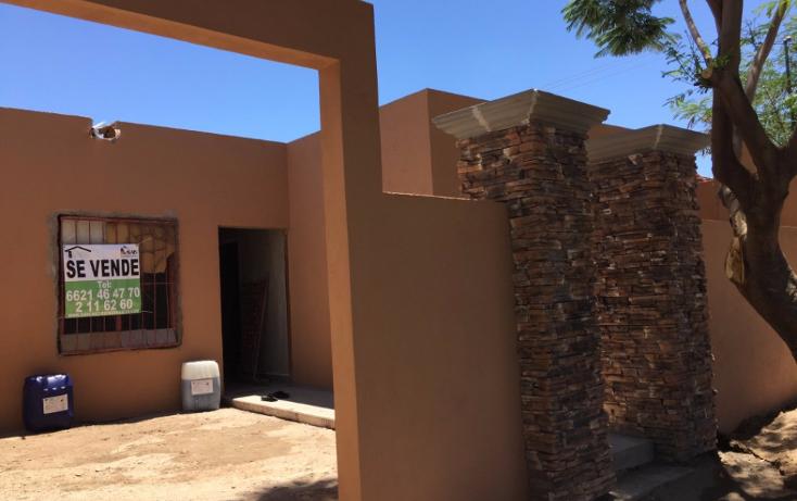 Foto de casa en venta en  , miguel hidalgo, hermosillo, sonora, 1447713 No. 01