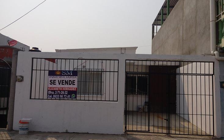 Foto de casa en venta en  , miguel hidalgo, huimanguillo, tabasco, 1865522 No. 01