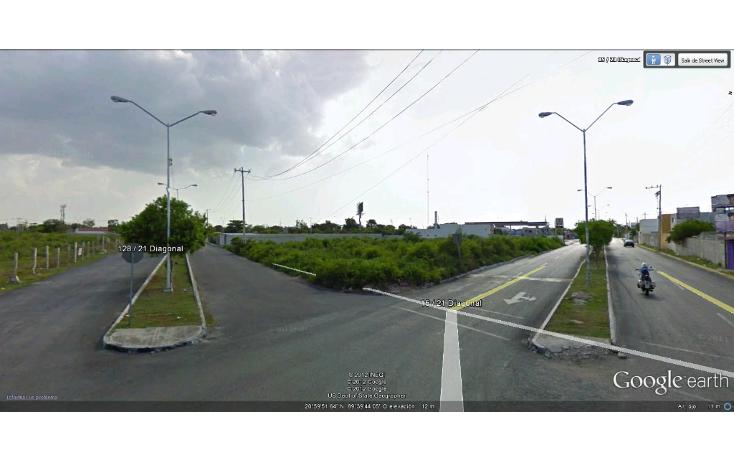 Foto de terreno comercial en renta en  , miguel hidalgo, mérida, yucatán, 1070341 No. 01
