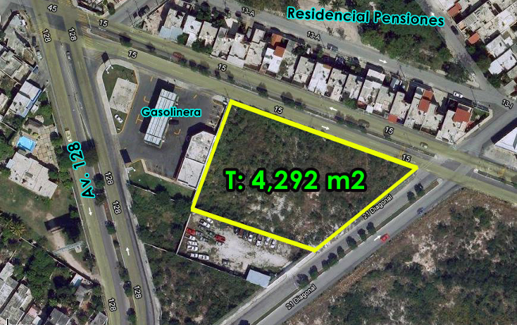 Foto de terreno comercial en renta en  , miguel hidalgo, mérida, yucatán, 1070341 No. 07