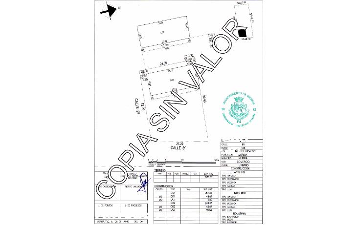 Foto de edificio en venta en  , miguel hidalgo, m?rida, yucat?n, 1077207 No. 07