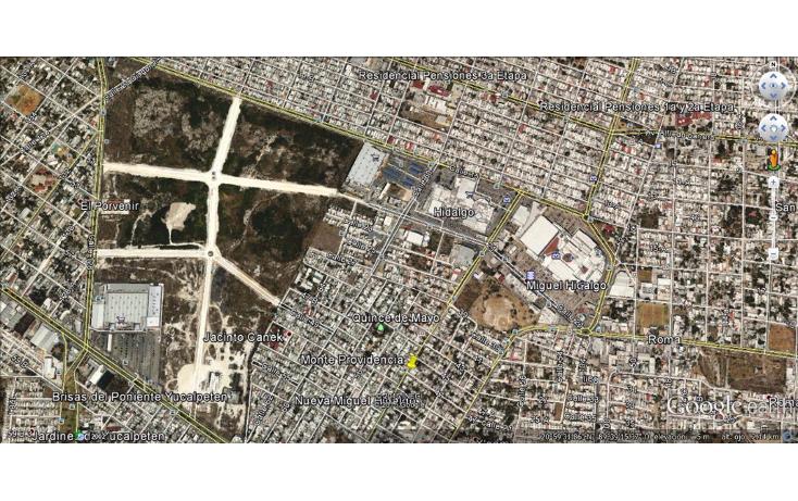 Foto de terreno habitacional en venta en  , miguel hidalgo, mérida, yucatán, 1285627 No. 01