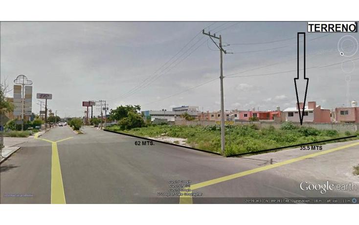 Foto de terreno habitacional en venta en  , miguel hidalgo, mérida, yucatán, 1285627 No. 05