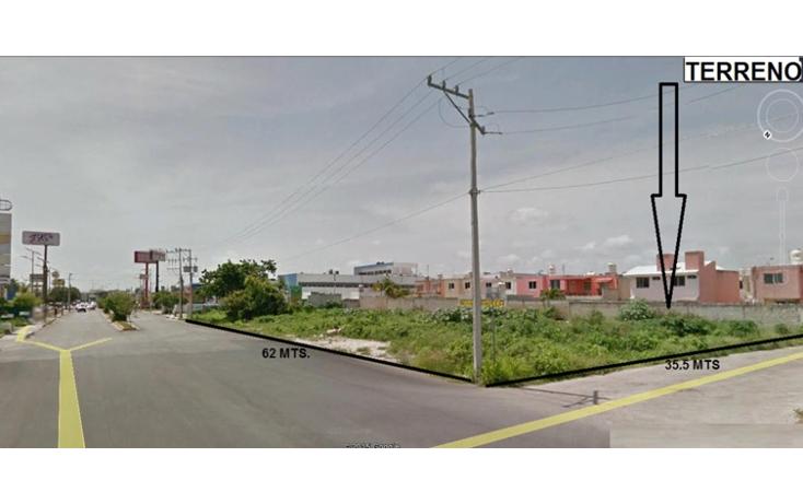 Foto de terreno comercial en venta en  , miguel hidalgo, mérida, yucatán, 1314709 No. 03