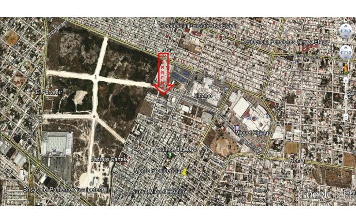 Foto de terreno comercial en venta en  , miguel hidalgo, mérida, yucatán, 1314709 No. 04