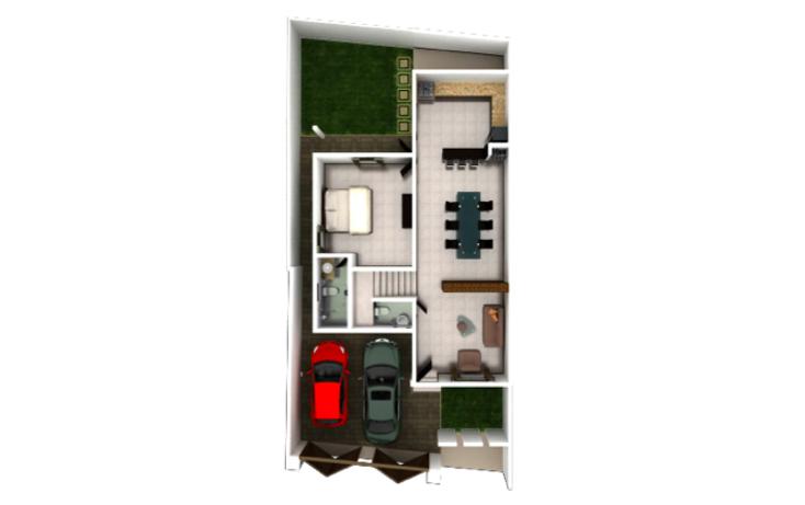 Foto de casa en venta en  , miguel hidalgo, mérida, yucatán, 1374515 No. 05