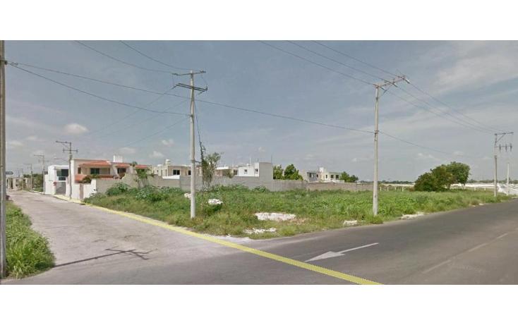 Foto de terreno comercial en venta en  , miguel hidalgo, mérida, yucatán, 1549128 No. 01