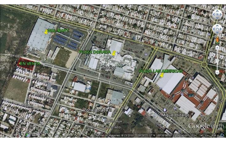 Foto de terreno comercial en venta en  , miguel hidalgo, mérida, yucatán, 1549128 No. 02