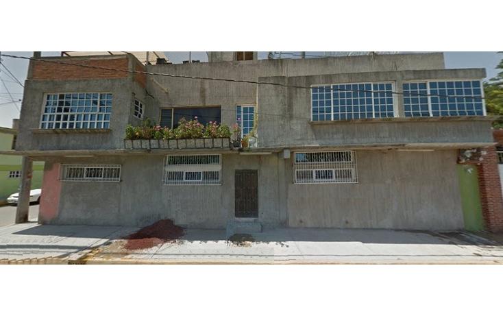 Foto de casa en venta en miguel hidalgo , san pablo de las salinas, tultitlán, méxico, 1851694 No. 01
