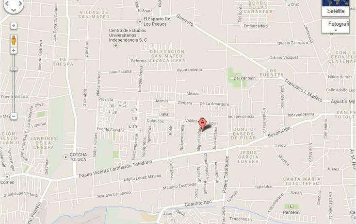 Casa en Miguel Hidalgo San Pedro Totoltepec en Renta