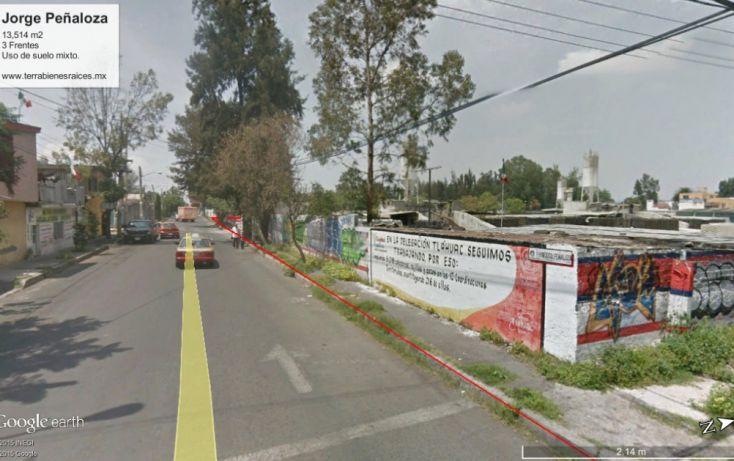 Foto de terreno comercial en venta en, miguel hidalgo, tláhuac, df, 1228359 no 02