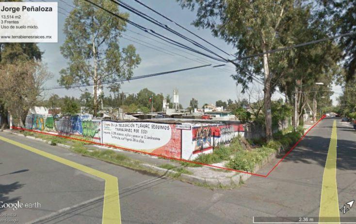 Foto de terreno comercial en venta en, miguel hidalgo, tláhuac, df, 1228359 no 03