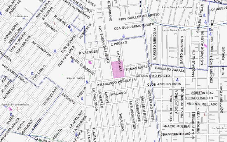 Foto de terreno comercial en venta en, miguel hidalgo, tláhuac, df, 1228359 no 09