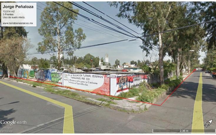 Foto de terreno comercial en venta en  , miguel hidalgo, tláhuac, distrito federal, 1228359 No. 03