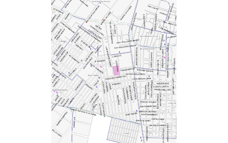 Foto de terreno comercial en venta en  , miguel hidalgo, tláhuac, distrito federal, 1228359 No. 09
