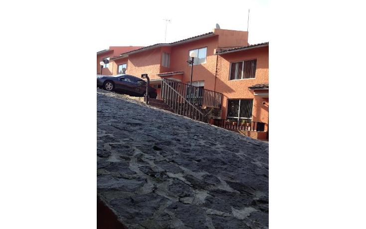 Foto de casa en venta en  , miguel hidalgo, tlalpan, distrito federal, 1561511 No. 01