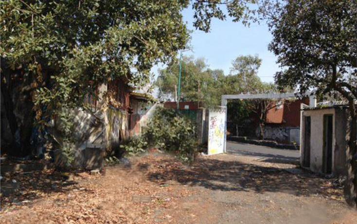 Foto de terreno habitacional en venta en  , miguel hidalgo, tlalpan, distrito federal, 1663982 No. 01