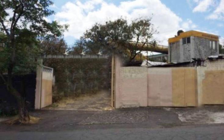 Foto de terreno habitacional en venta en  , miguel hidalgo, tlalpan, distrito federal, 1663982 No. 03