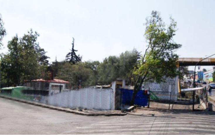 Foto de terreno habitacional en venta en  , miguel hidalgo, tlalpan, distrito federal, 1663982 No. 04