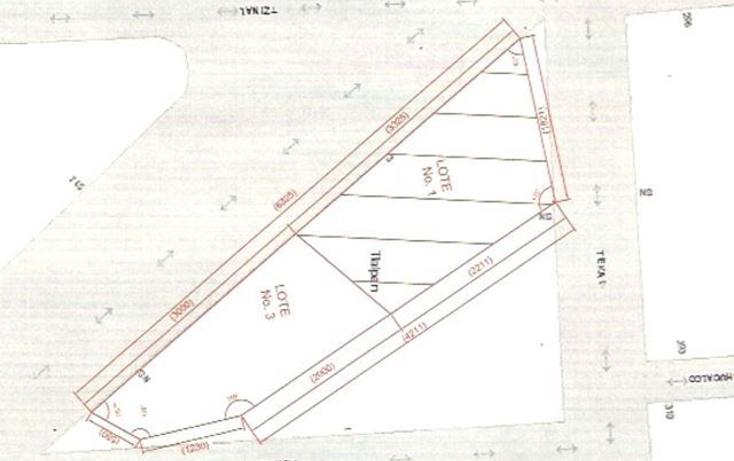 Foto de terreno habitacional en venta en  , miguel hidalgo, tlalpan, distrito federal, 1663982 No. 05