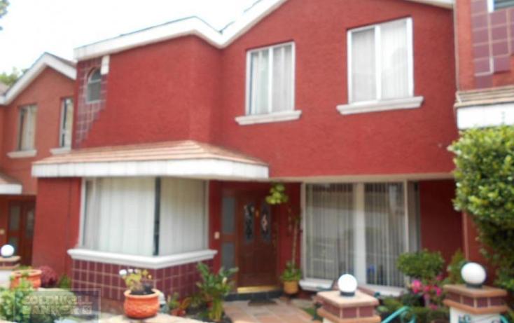 Foto de casa en venta en  , miguel hidalgo, tlalpan, distrito federal, 1909915 No. 01