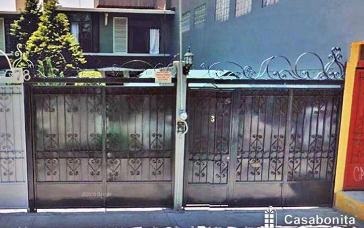 Foto de casa en venta en  , miguel hidalgo, tlalpan, distrito federal, 2037060 No. 01