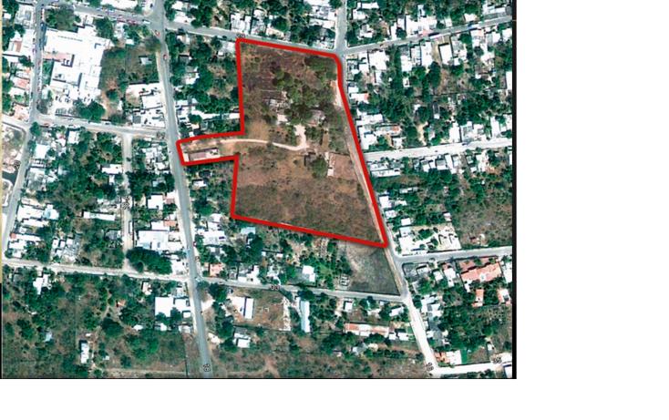 Foto de terreno habitacional en venta en  , miguel hidalgo, umán, yucatán, 1298693 No. 01